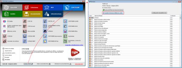¿Puedo utilizar los permisos de mi licencia con los programas de BIMserver.center?